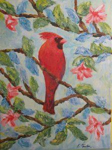 Cardinal for Gloria